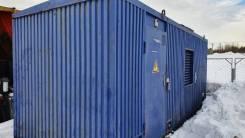 Дизельная генераторная установка Электростанция Caterpillar 256 кВт.