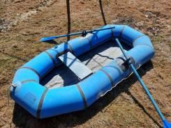 Продам лодку надувную одместную