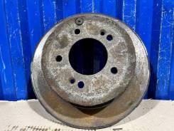 Тормозной диск Kia Carens 2011 [0K9AA2162518] 2 1.6 G4FC, задний
