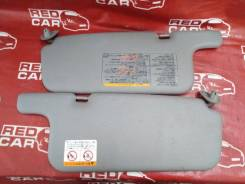 Козырек солнцезащитный Toyota Carib 1999 AE111-7071013 4A-H371642