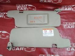Козырек солнцезащитный Toyota Platz 2005 NCP16-0022564 2NZ-3605672