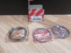 Кольца поршневые (комплект) Toyota Corolla / Celica / WILL 2ZZ-GE
