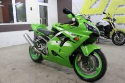 Kawasaki Ninja ZX-9R, 2002