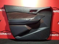 Обшивка дверей Toyota CHR, левая передняя