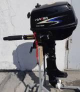 Продам 4-х тактный лодочный мотор Parsun F5BMS