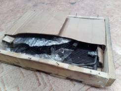 Продам радиатор кондиционера в сборе с вентилятором