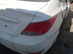 Фонарь правый Hyundai Solaris седан с14-17 [924024L600]