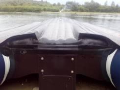 Лодка Solar 380 jet tunnel новая.