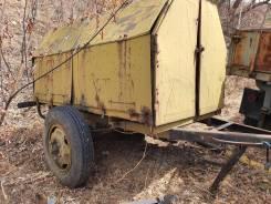 Прицеп-фургон одноосный (ГАЗ, УАЗ) ТАП-755
