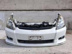 Ноускат Toyota Wish ane10g zge10 Ксенон обвес.