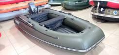 Лодка пвх Gladiator E 350 LT + Yamaha 9.9 gmhs бу