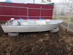 Лодка алюминиевая (Япония)