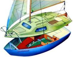Мини-яхта «Калан»