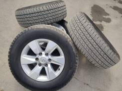 Колеса оригинал Toyota Prado 150 2018г 265/65R17