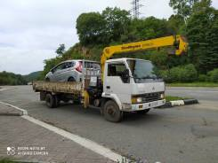 Авто в разбор Fuso Fighter 6D14