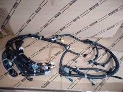 Infiniti JX35 проводка переднего бампера