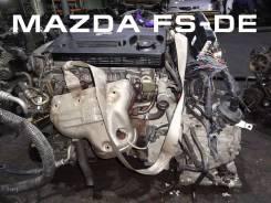 Двигатель Mazda FS-DE   Установка Гарантия Кредит