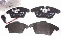 Тормозные передние колодки Volkswagen/ Audi/ Skoda