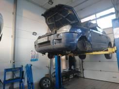 Ремонт ходовой и подвески замена амортизаторов легкового автомобиля