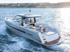 Новая яхта Fjrod 52 open