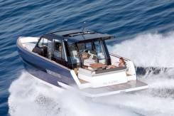 Новая яхта Fjord 44 coupe