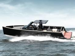 Новая яхта Fjord 40 open