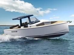 Новая яхта Fjord 38 open