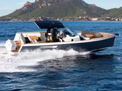 Новая яхта Fjord 38 xpress