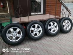 Продам Колеса б/у 285/60/18 Dunlop 2018г(лето) Lexus-570-470; TLK-200-1