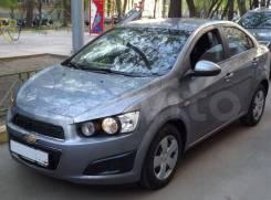 Бампер Chevrolet Aveo 2011-2015 [95019927], передний
