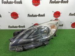 Фара Mazda Axela BL5FW, левая
