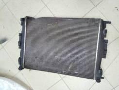 Радиатор ДВС Renault Megane 2 2008 [8200357536]