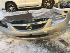 Бампер передний Mazda Familia