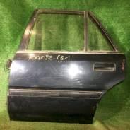 Дверь задняя Honda Ascot, левая