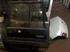 Дверь задняя Toyota Land Cruiser Prado, левая