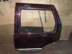 Дверь задняя Nissan Terrano, левая