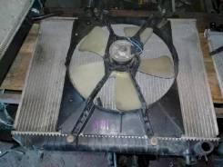 Радиатор охлаждения Daihatsu Terios