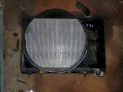 Радиатор охлаждения Nissan Cedric