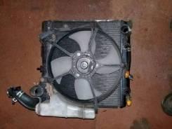 Радиатор охлаждения Honda Fit