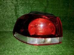 Фонарь (стоп сигнал) Volkswagen Golf VI, левый