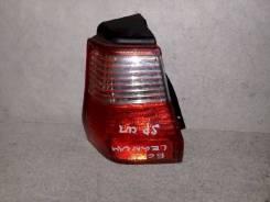 Фонарь (стоп сигнал) Mitsubishi Legnum, левый задний