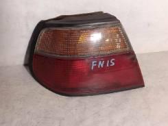 Фонарь (стоп сигнал) Nissan Pulsar, левый задний