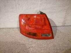 Фонарь (стоп сигнал) Audi A4, левый задний
