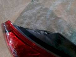 Фонарь (стоп сигнал) Nissan Tiida, левый задний