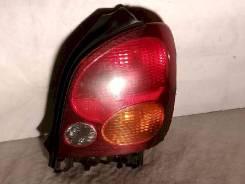 Фонарь (стоп сигнал) Toyota Corolla Spacio, правый задний