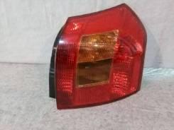 Фонарь (стоп сигнал) Toyota Allex, правый задний