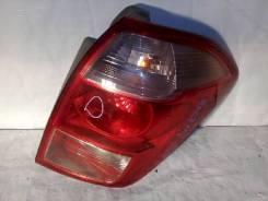 Фонарь (стоп сигнал) Toyota Ractis, правый задний