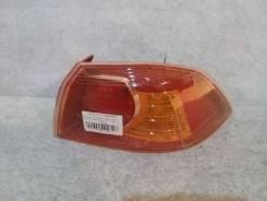 Фонарь (стоп сигнал) Mitsubishi Lancer X, правый задний