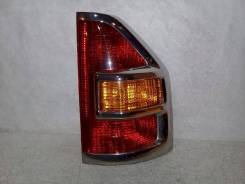 Фонарь (стоп сигнал) Mitsubishi Pajero, правый задний