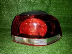 Фонарь (стоп сигнал) Volkswagen Golf VI, правый